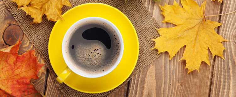 Őszi kávé tippek baristánk ajánlásával