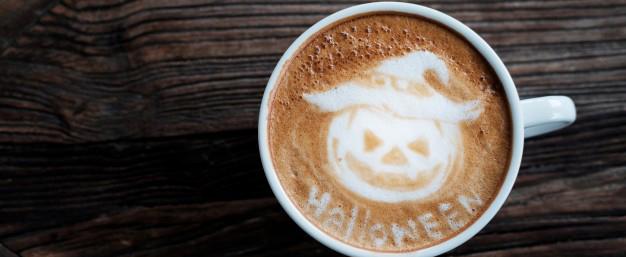 Kávézz halloween stílusban