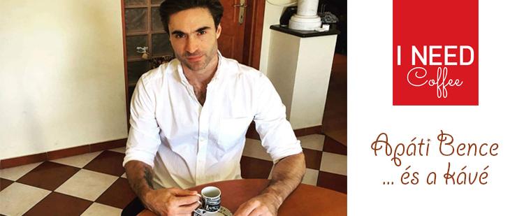 I need coffee - interjú Apáti Bence balettművésszel