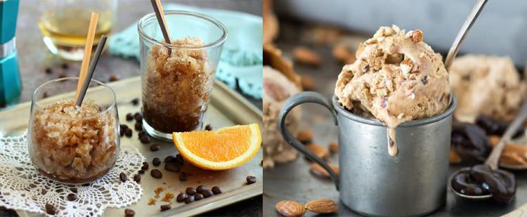 Hűsítő kávés desszertek a forró augusztusi napokra