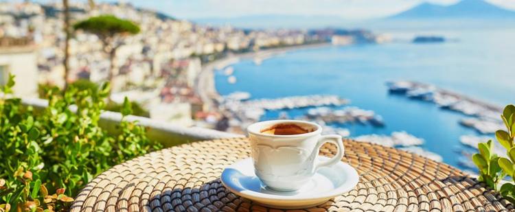 Kávé nélkül nincs nyaralás!